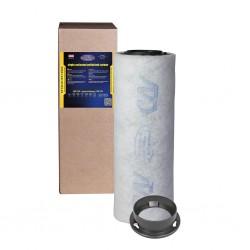 FILTRO CARBON CAN LITE PLASTICO 125/450MM 300M3/H