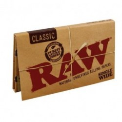 RAW SINGLE WIDE DOUBLE CLASSIC